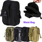 Waterproof Tactical Waist Pack Pouch Military Camping Hiking Outdoor Belt Bags