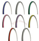 "NEW! Duro Bicycle Tire 27"" x 1 1/4"" Tire Road City Fixie Bike COLOR SIDEWALL"
