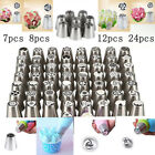 SET Russian Pastry Flower Icing Piping Nozzles Cake Decoration Tip Baking Tool L