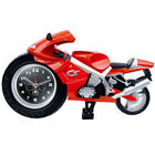 3 Color Motorcycle Shaped Alarm Clock Autobike Model USA Stocked And Shipped US