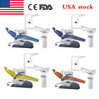 FDA Dental Unit Chair TJ2688 4 Holes controlled by the electric valve DC Motor
