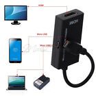 Micro USB To 1080P HDMI HDTV Cable MHL Adapter for Android Huawei Samsung Sony M