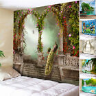Art Forest Print Tapestry Wall Hanging Tapestries Room Bedsp