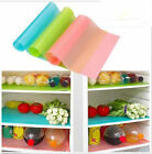 10PC Refrigerator Fridge Mat Pad Drawer Liners Washable Kitchen Waterproof GB