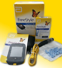 Freestyle ABBOT Optium Neo BLOOD Glycose glucometer  Monitor unit + test strips