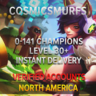 League of Legends Account LOL | Unranked | Lvl 30+ | NA/EUW | READ DESCRIPTION <br/> INSTANT EMAIL DELIVERY 🚀 WARRANTY 💎 24/7 SUPPORT 📞