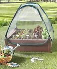 🌷Raised Garden Bed Kit Greenhouse Steel Polyethylene Polypropylene Fiberglass🌷