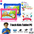 """New version 7"""" Google Android Tablet 8GB Bundle Case for Kids Gift Xmas Lot OY"""