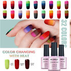 CLAVUZ Thermal Color-Changing UV LED Soak off Gel Nail Polis