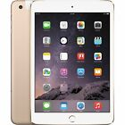 USED Apple iPad Mini 3 Wifi + Cellular 4G GSM Unlocked Third Gen