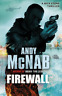 MCNAB,ANDY-FIREWALL (R/I)(B)  (UK IMPORT)  BOOK NEW
