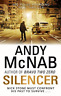 MCNAB,ANDY-SILENCER  (UK IMPORT)  BOOK NEW