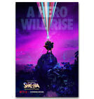 """R023 Hot She-Ra And The Princesses Of Power 24x36"""" Poster Art Animated TV Series"""