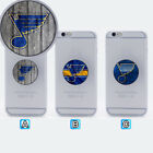 St. Louis Blues Phone Grip Holder Mount Stand For iPhone Samsung $2.99 USD on eBay