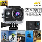 AS Go/Pro 4K Ultra HDDV 16MP 1080p Sport Action Camera With Accessory+Bundle Kit