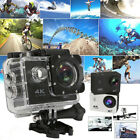 AS Go Pro 4K Ultra HDDV 16MP 1080p Sport Action Camera With Accessory+Bundle Kit