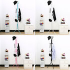 Metal Coat Rack Hat Hanger Hooks Entryway for Jacket Clothes Umbrella Tree Stand