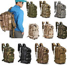 Large Military Tactical Backpack Army Sport Outdoor Pack Molle Gear Out Bag USA