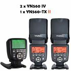YONGNUO YN560 IV Universal Flash Speedlite + YN560-TX II Trigger For Canon US
