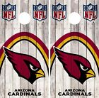 Arizona Cardinals Cornhole Skin Wrap NFL Football Board Game Decal Vinyl DR02 on eBay