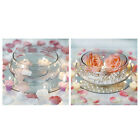 Floating Candle Bowl for Wedding Party Birthday Centerpieces Home Decorations