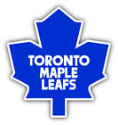 Toronto Maple Leafs NHL Hockey Symbol  Car Bumper Sticker Deca l9'',12'' or 14'' $13.99 USD on eBay