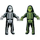 Skeleton Costume Toddler Kids Halloween Fancy Dress