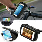 For Call Phones Apple ZN31 Rotating Bike Mount Handle Bar Holder Waterproof Case