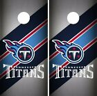Tennessee Titans Cornhole Skin Wrap NFL Football Team Colors Vinyl Decal DR49 on eBay