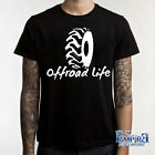 OFF ROAD LIFE SHIRT FOUR WHEELER TEE MUD UP OR SHUT UP TRUCK JEEP T-SHIRT 4X4
