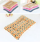 50*32cmDIY Soft Puppy Dog Cat Pet Bed Home House Nest Cushion Blanket Mat Basket