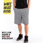 MENS CASUAL SHORTS FLEECE LINED SWEAT SHORTS PLAIN WORK OUT FITNESS GYM DAILY <br/> **BUY 2 or MORE &amp; GET 10% DISCOUNT** LIMITED PROMOTION