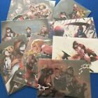Satsuriku no Tenshi - Mini Clear File 2 types sets - Ray Zack Danny Eddie Cathy