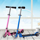 Kids Scooter For Age 4-8Y Adjustable Folding Kick Scooters Girl Boy 2 LED Wheel