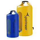 Waterproof Dry Bag- 2L/10L/20L/30L for Swimming, Kayak,Fishing,Camping Adventure