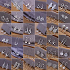 Wholesale Fashion Jewelry Solid Silver Womens 925 Sterling Silver Earring Gift