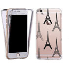 ShockProof 360 Silicone Case Cover for most mobiles- TPU multi eiffel