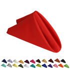 """17""""x17""""  Polyester Linen Napkins For Wedding Birthday Party Tableware - 5 PCS"""