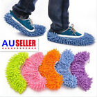 AU Clean Multifunctional Water Cleaning Shoe Lazy Wipe Slippers Sets Bathroom NG
