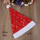Red Adult Children Snowman Christmas Hat Xmas Costume Santa Claus Cap