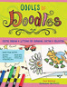 OODLES OF DOODLES  (UK IMPORT)  BOOK NEW
