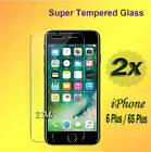2X Tempered Glass LCD Screen Protector For Apple iPhone 6 Plus / 6S Plus @DA3