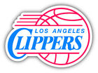 Los Angeles Clippers NBA Basketball  Car Bumper Sticker  -9'', 12'' or 14'' on eBay