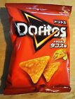 Frito Lay, Doritos, Tacos, Nacho Cheese, Mild Salt, Wasabi, Japan Fritolay, S10