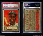 1952 Topps #312 Jackie Robinson Dodgers PSA Authentic