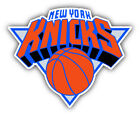 New York Knicks NBA Basketball Ball Car Bumper Sticker Decal - 9'', 12'' or 14'' on eBay