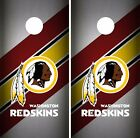 Washington Redskins Cornhole Skin Wrap NFL Football Team Colors Vinyl Decal DR83 $39.99 USD on eBay