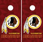 Washington Redskins Cornhole Skin Wrap NFL Football Custom Art Decor Vinyl DR84 on eBay