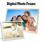 7-14In Digital Photo Frame LED Electronic Album Picture Music Video Movie Player