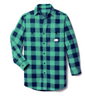 Rasco FR Flame Resistant Plaid & Uniform Dress Shirts -Multiple Styles Fast Ship